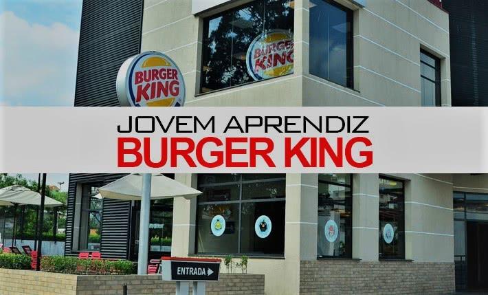 Jovem Aprendiz Burguer King